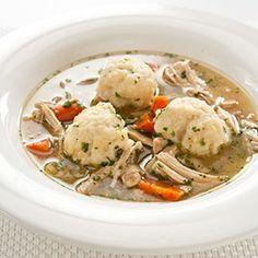 Lighter Chicken and Dumplings Recipe - America's Test Kitchen