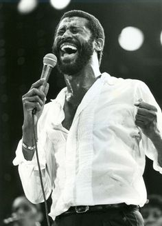 Did you know that #R star, Teddy Pendergrass, was one of our VERA awardees in 2004???