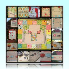 Why Not Sew?: ☆Birdie Quilts