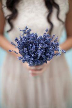 lavender bridesmaid bouquet