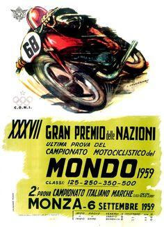 1959 Italian Grand Prix | Monza