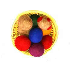 A simple classic natural baby toy that will delight baby's senses and last for years and years. $9.95 #mightynest