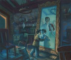 16 rare Harry potter illustrations