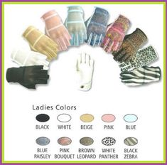 Golf clubs may sometimes become painful to the hands especially after a long game, which is why, golf gloves were invented. Lucky you, Loris Golf Shoppe carries HJ Gripper Ladies golf gloves which are one of the most popular selling gloves as of today. #golf #gloves #lorisgolfshoppe