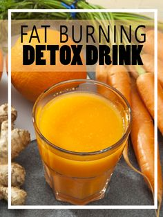 Fat Burning Detox Drink - Homesteading and Health