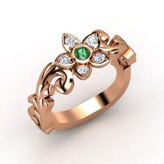 Jasmine Ring-very pretty