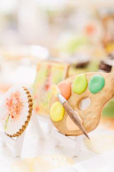 artist cookie