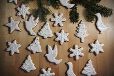 Gorgeous all-white cookies