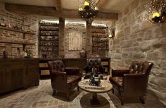 Great Wine Cellar/Cigar room
