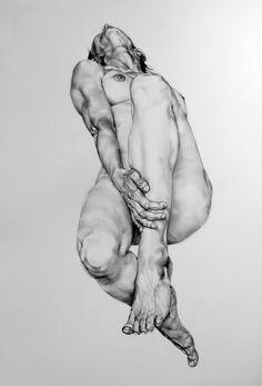 "Sophie Rambert (1970) - ""Nude"" sophi rambert"