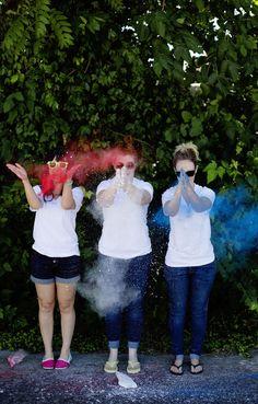 Nontoxic Color Powder