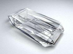 SabotagePKG Design for PRISM is Polished Perfection #design trendhunter.com