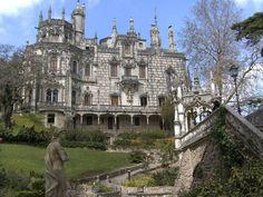 Castelo de Pena - Sintra - Portugal
