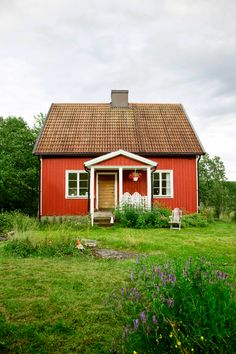 Swedish cottage...
