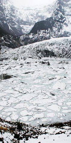 The Black Ice ~glaci