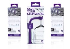 Tether Stemware Saver