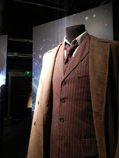 David Tennant's costume, Doctor Who Experience | Flickr - Photo Sharing!