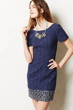 Adair Shift / anthropologie.com