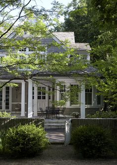 Spring Rd - traditional - exterior - chicago - Culligan Abraham Architecture