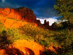 Sedona- I miss living so close. Such a magical place.