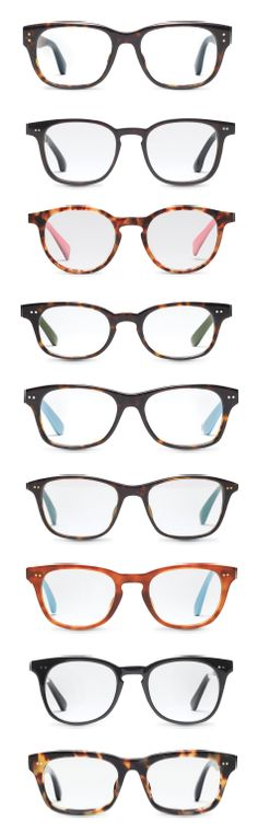 INTRODUCING TOMS OPTICAL  Check out our assortment of unisex styles from top to bottom: Nairobi, Noah, Wesley, Addis, Lyndi, Clarke, Isa, Dodoma, Bixlie