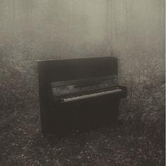 the piano, portrait