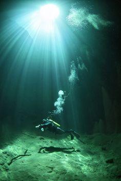Magical Underwater World Anhumas Byss