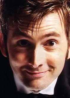 David Tennant - because how can you not pin a close-up of David Tennant's face?! lol <3 <3 <3 <3 <3 <3 <3