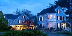 The Inn at English Meadows in Kennebunkport, ME