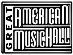 Check out the Great American Music Hall