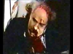 ▶ Budd Dwyer live suicide :: Actual real LIVE footage of Budd Dwyer take a revolver to his mouth and ending his life. WARNING: EXTREMELY GRAPHIC.
