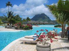Bora Bora Pearl Beach Resort & Spa - Bora Bora, Polinésia Francesa