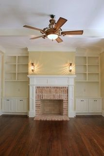 I like the built-ins around it...