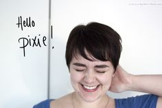Pixie cut 1 meidium short, futur haircut, pixie cuts, spotless mind, pixi cut, hair meidium
