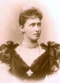 Princess Irene of Hesse, Princess Henry of Prussia, third daughter of Victoria's second daughter, Alice.   Two of her three sons suffered from hemophilia passed down from Queen Victoria.  Irene's two sisters were also murdered in the Russian Revolution.  Nevertheless Irene and her husband and first cousin Prince Heinrich of Prussia had a successful marriage and have many descendants through their son, Prince Sigismund.