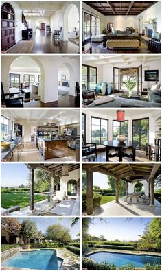 Meg Ryan's Bel Air home