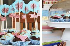 LOVE these cupcake toppers!!!