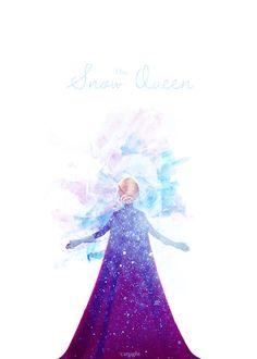 Frozen~Elsa~The Snow Queen