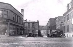 Vintage Downtown ~ Corner of 6th Ave. & 56th St. - Kenosha, WI