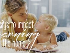 Ways to positively impact learning at home. Click to read my top 10 and share yours