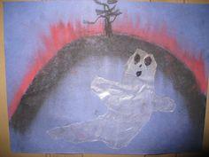 Ghost Scene