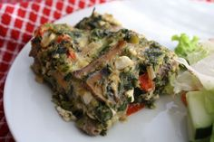 Recipe Stash Busting: Terry's Spinach Casserole - Plan to Eat - Plan to Eat