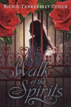 spirit walk, cusick walk, walks, tankersley cusick, book, spirit seri, read, shadow mirror, richi tankersley