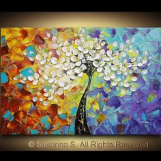 Palette Knife painting is what I'm taking on next!