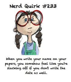nerd+quirks | nerd quirks | Nerd Quirk