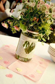 I like the jar not the flowers!