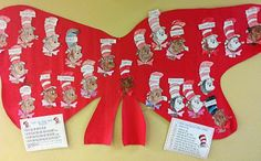 Dr. Seuss' Bulletin Board - The Cat In the Hat