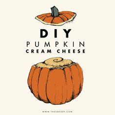 Yep, It's Good: Make Some Pumpkin Spice Cream Cheese