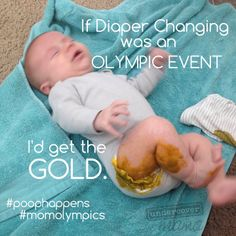 Undercover Mama #Momolympics #poophappens