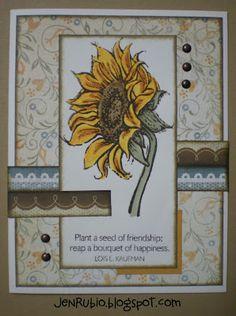 ctmh - sunflower